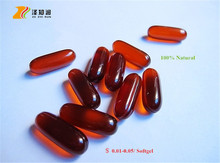 Good Quality 100% Natural Herbal hippophae rhamnoides fruit extract capsule