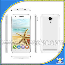 1GB/8GB 5 inch IPS MTK6582 Quad Core 1.3GHz Android 4.4 3G Smart Phone