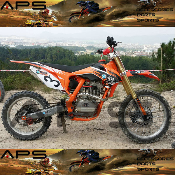 New Model 250cc Engine Off-Road Bike Dirt Bike