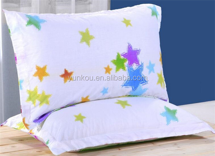 Custom 100% cotton printing lovely pillow covers