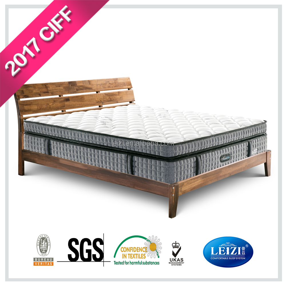 2017 Hot Sleepwell Bed Mattress Wholesale China Manufacturer