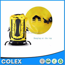 Hot high quality good fashion travelling foldable backpack