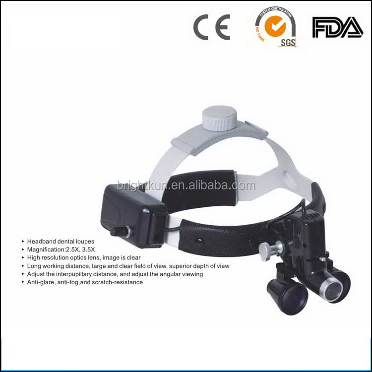 CICADA Good Quality portable magnifying glasses dental and surgical loupes