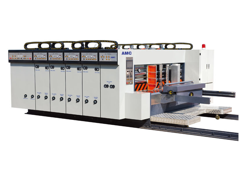 Automatic Control 5-7Mm Printing Die Thickness Printing Slotting Die Cutting Machine