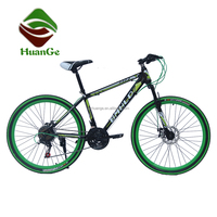 Top sales bicycle 20'' 24'' 26'' 21 speed colorful mountain bike MTB bicycle with double disc brake