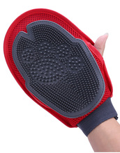 New Design Durable Effective Washing Pet Grooming Glove Brush For Dogs Cats