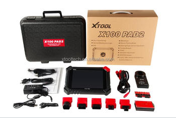 XTOOL Latest X-100 X100 PAD2 All Cars Key Programmer for VAG 4 and 5 IMMO