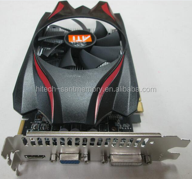 Graphic video card radeon HD6850 GDDR5 2GB 256bit PCI Express 2.1 16X