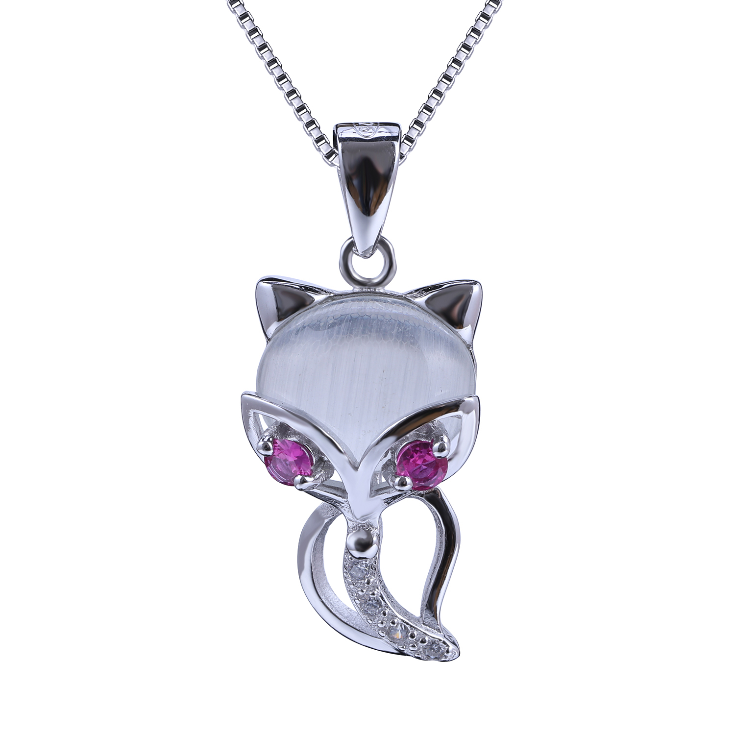Fashionable Wholesales 925 Sterling Silver Costume Jewelry Necklaces For Women