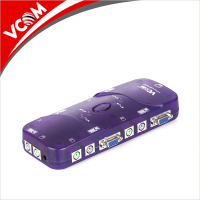 High Quality Support VGA 4 Port