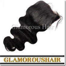 Top quality virgin human remy malaysian hair closures