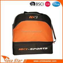 50AT sport soccer travel bag with large compartment