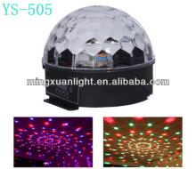 magic crystal disco ball light 12v with mp3 usb telecontrol