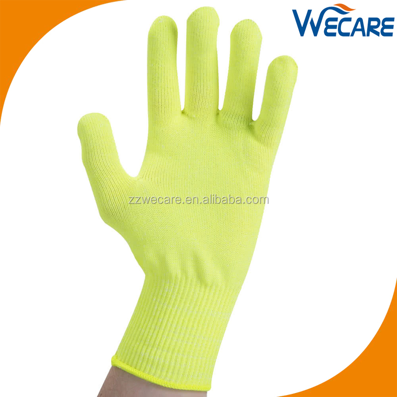 Level 5 Kitchen Butcher Anti Cutting Protection Cut Resistant Gloves