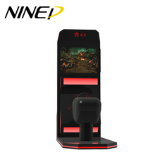 Nined single seat racing simulator shooting 9d vr horse riding