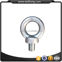 Stainless Steel Lifting Eye Bolts DIN580