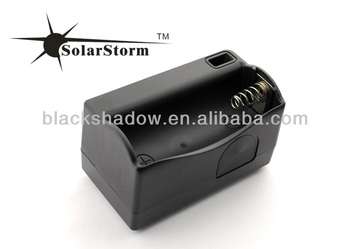 Solarstorm C26 wireless 26650 li-ion Battery Charger 3.7V