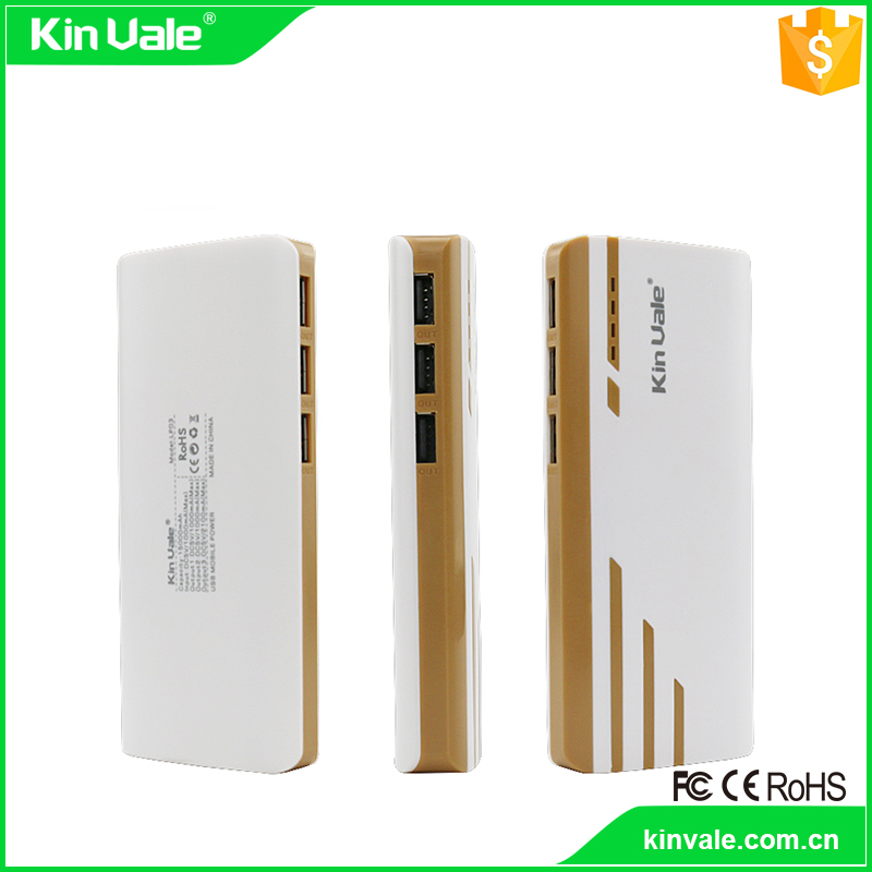 Alibaba Guangzhou supplier unversal portable phone charger,15000mah mobile power bank