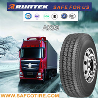 11R22.5 12R22.5 295/80R22.5 315/80R22.5 all steel radial tyre for truck and bus,Runtek,Safecess,Roadone