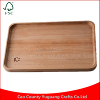 Strong goods return to household items ZAKKA classic ju wood tableware foreign trade wooden pallet