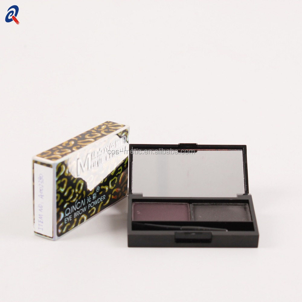 2 Colors Eyebrow Powder (A002380)