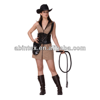 cow lady costume (08-537)