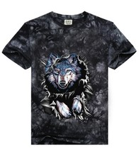 Tie dye wholesale t-shirt 3d,men fashion t shirt,custom print t-shirt