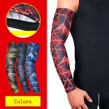 UV Protection Premium Arm Compression Sleeves Athletic Arm Sleeves Perfect for Lymphedema Basketball Baseball Running Outdoor Ac