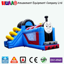 Ginat thomas the train inflatable bouncer