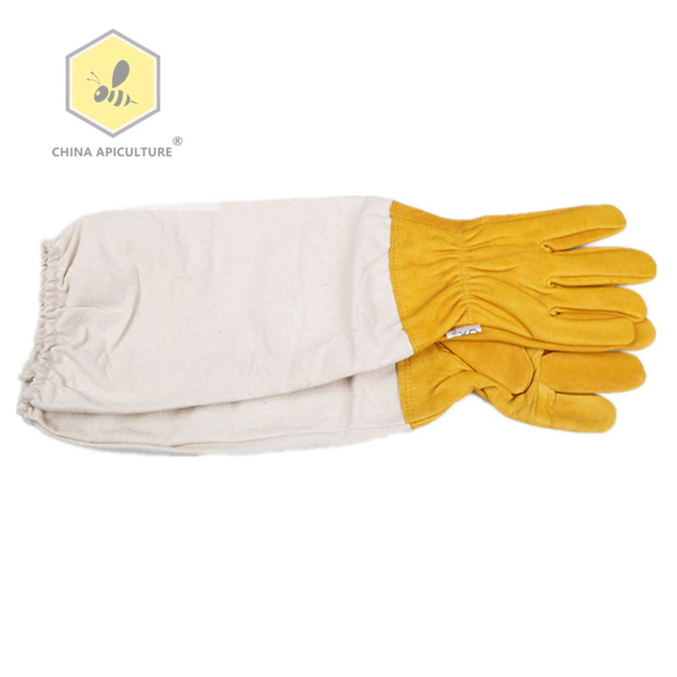 Beekeeper Bee Keeping Protective Gloves Manufacturer