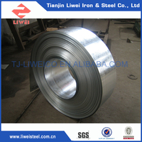2015 Hot Selling Small Spangles Zinc Coating Steel Coils