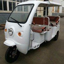 New 6 passengers seats Electric tricycle Passenger 3000w 60v battery Speed max Venus-SRX1