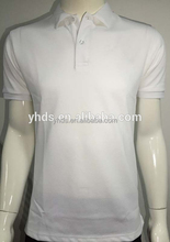 Blank polo shirt home basic polo tshirt Commercial men's casual wear