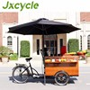 Charming commercial coffee cart/coffee bike for sale