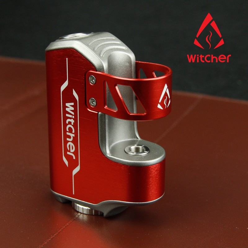 Rofvape Manufacture Cigarette Korea Popular Electronic Chineser Importer 75w Witcher Box Mod