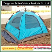 automatic roof fireproof pop up tent trailer