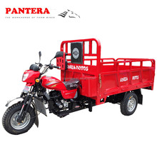 PT250ZH-8 Durable Capacity Cargo Use Three Wheel Passager Motorcycle for Africa