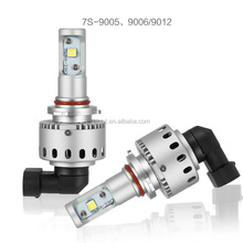 7S LED Replacement Car Headlight Bulbs Replacement H4 H7 H8 H11 H16 9005 9006 9012 40W 8000LM Auto Front Bulb Auto Headlamp Car