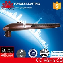 Energy conservation new slim design led streetlight 210w