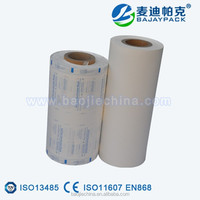 Printable Sweden Paper Medical Adhesive Coated