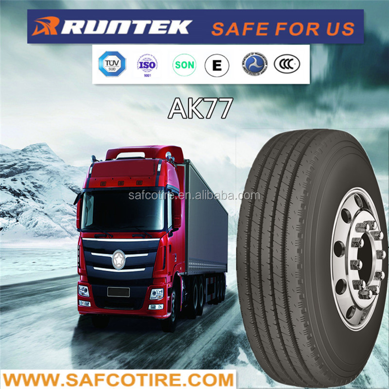 China tire 295/75r22.5 truck tire for double star truck tire
