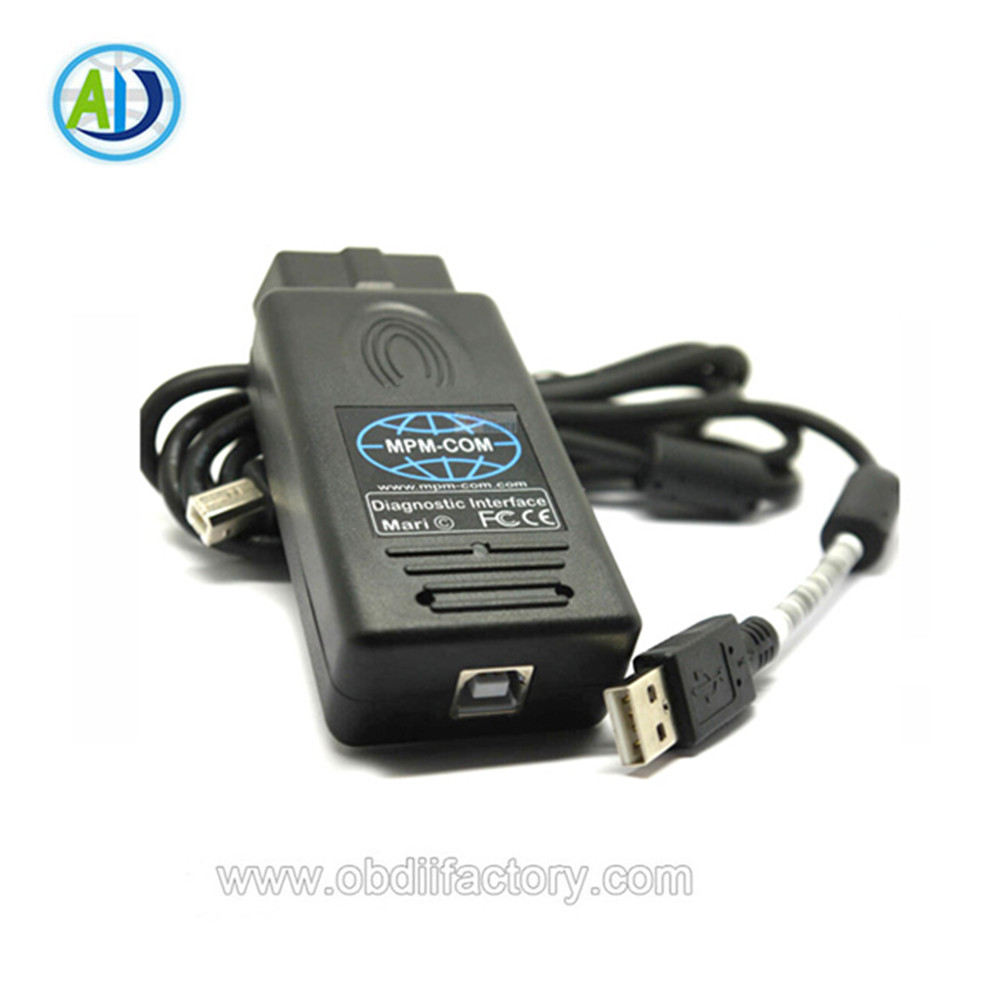 MaxiECU interface car diagnostic scanner with software diagnostic tool for hyundai