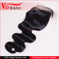 Wholesale Cheap Human Hair Brazilian Hair Closure Body Wave Lace Closure