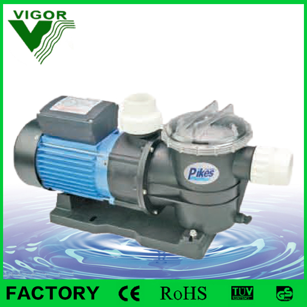 Factory high pressure Pump for swimming pool efficient plastic circulate pool pump