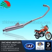 200CC Stainless Steel Racing Exhaust Muffler Motorcycle