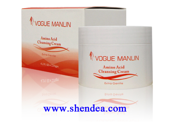 VOGUE MANLIN Miracle Moisture Cleansing Cream