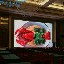 high quality custom full color high resolution indoor P4 led display screen
