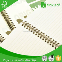 Wholesale china goods cheap spiral notebooks from chinese merchandise
