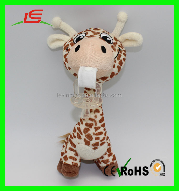 20cm stuffed animal new design lifelike walking giant plush toy giraffe