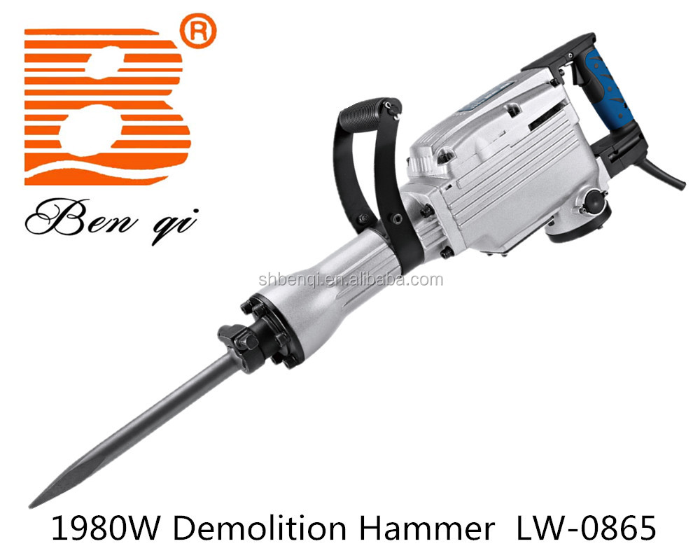 Hammer mill machine/demolition hammer power tools/Electric pick